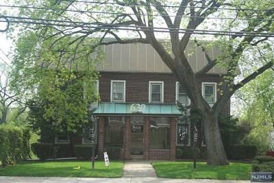 Teaneck Commercial For Sale: 639-641 Teaneck Road