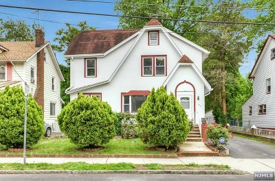 Englewood Single Family Home For Sale: 170 Jane Street