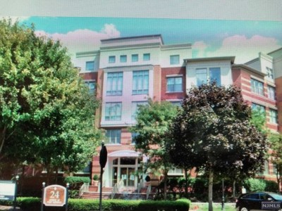 West New York Condo/Townhouse For Sale: 24 Ave At Port Imperial #444