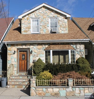 North Bergen Single Family Home For Sale: 902 82nd Street
