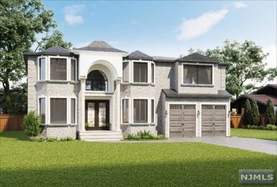 Paramus Single Family Home For Sale: 215 Lentz Avenue