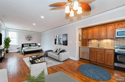 North Bergen Condo/Townhouse For Sale: 8350 Boulevard East #5a
