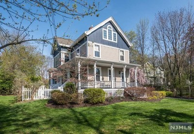 Allendale Single Family Home For Sale: 36 High Street