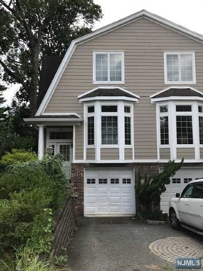 Tenafly Condo/Townhouse For Sale: 22 Mahan Street