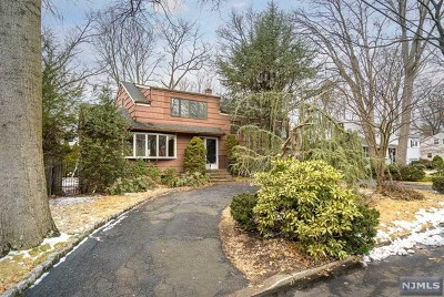 Cresskill Single Family Home For Sale: 43 6th Street