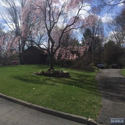 Ho-Ho-Kus Single Family Home For Sale: 10 Brookview Court