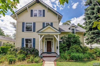 Englewood Single Family Home For Sale: 200 King Street