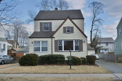 Teaneck Single Family Home For Sale: 1165 Stasia Street