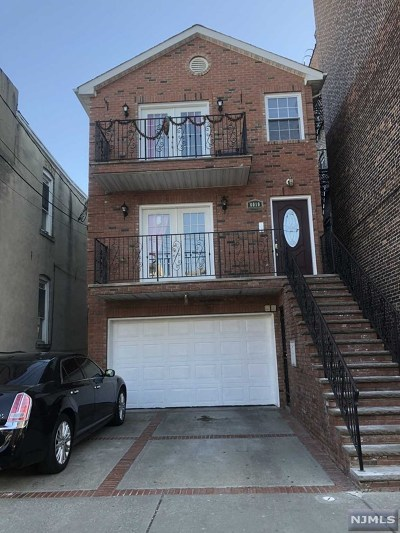 West New York Multi Family 2-4 For Sale: 6010 Monroe Place