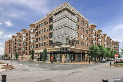 West New York Condo/Townhouse For Sale: 20 Ave At Port Imperial #418