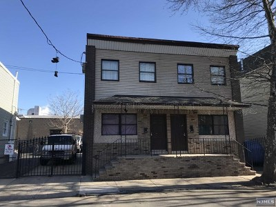 Newark NJ Multi Family 2-4 For Sale: $220,000