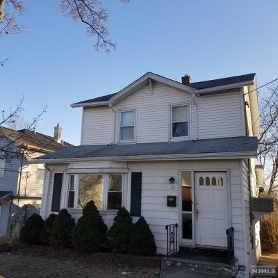Saddle Brook Single Family Home For Sale: 38 Bella Vista Avenue