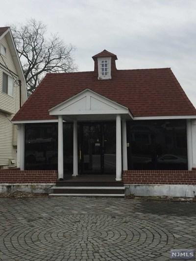 Englewood Cliffs Commercial For Sale: 8 Sylvan Avenue