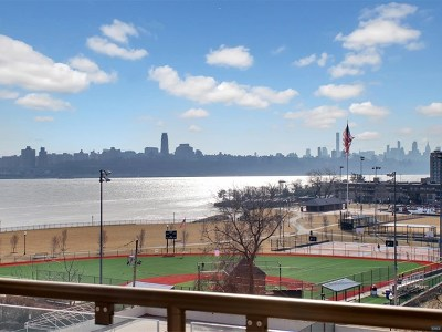 Edgewater Condo/Townhouse For Sale: 1203 River Road #5h