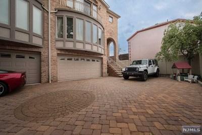 Cliffside Park Single Family Home For Sale: 2 Gigante Place