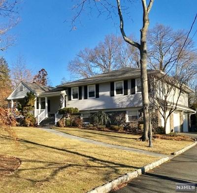 Glen Rock Single Family Home For Sale: 25 Wellesley Road
