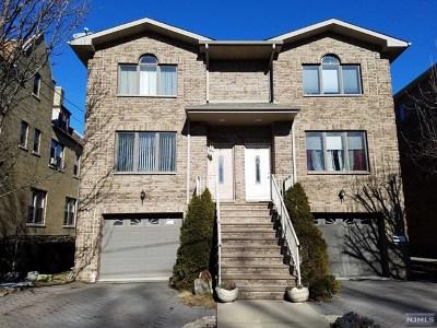 Cliffside Park Condo/Townhouse For Sale: 245 Knox Avenue