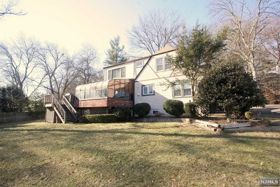 Cresskill Single Family Home For Sale: 50 Glenview Terrace