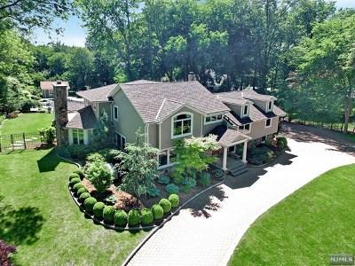 Demarest Single Family Home For Sale: 9 Everett Road