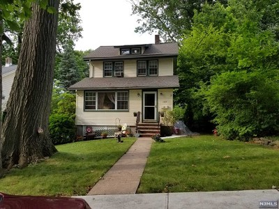 Teaneck Single Family Home For Sale: 189 Church Street