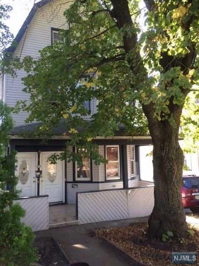 Ridgefield Park Multi Family 2-4 For Sale: 211 Teaneck Road
