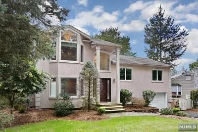 Demarest Single Family Home For Sale: 241 Hardenburgh Avenue