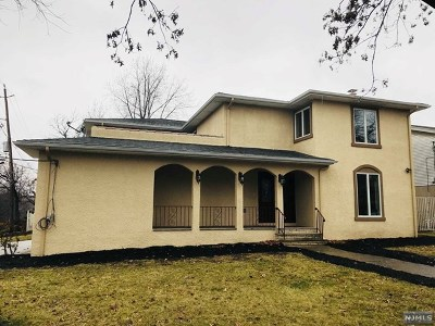 Englewood Cliffs Single Family Home For Sale: 131 Van Nostrand Avenue