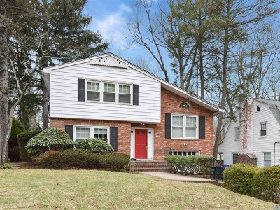 Englewood Single Family Home For Sale: 289 Sunset Avenue