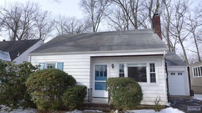 River Edge Single Family Home For Sale: 729 Oak Avenue