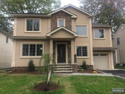 Fair Lawn Single Family Home For Sale: 2-29 32nd Street