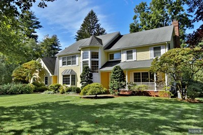 Demarest Single Family Home For Sale: 24 Lincoln Street