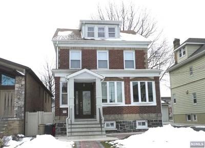 Cliffside Park Multi Family 2-4 For Sale: 80 Oakdene Avenue