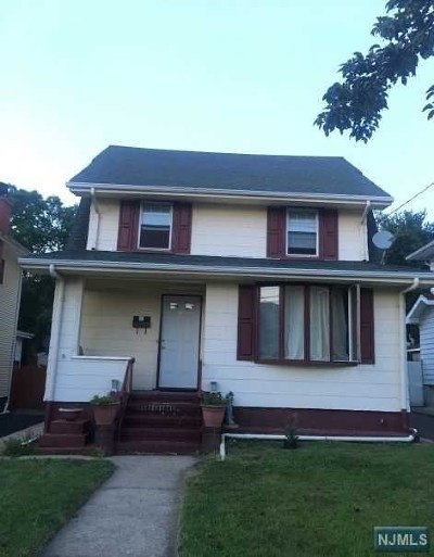 Palisades Park Single Family Home For Sale: 65 Brinkerhoff Terrace
