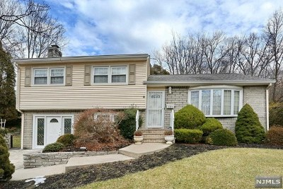 Park Ridge Single Family Home For Sale: 128 Warren Road