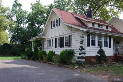 Leonia Multi Family 2-4 For Sale: 245 Fort Lee Road