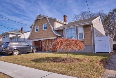 Secaucus Single Family Home For Sale: 44 Luhman Terrace