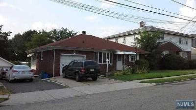 Carlstadt Single Family Home For Sale: 754 Garden Street