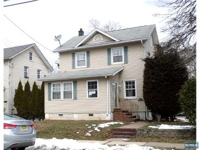 Teaneck Single Family Home For Sale: 139 Selvage Avenue