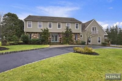 Ho-Ho-Kus Single Family Home For Sale: 310 Mill Road