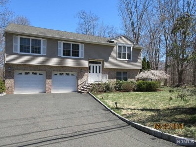 Mahwah Single Family Home For Sale: 141 Campgaw Road
