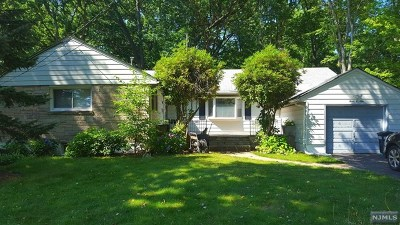 Tenafly Single Family Home For Sale: 309 Riveredge Road