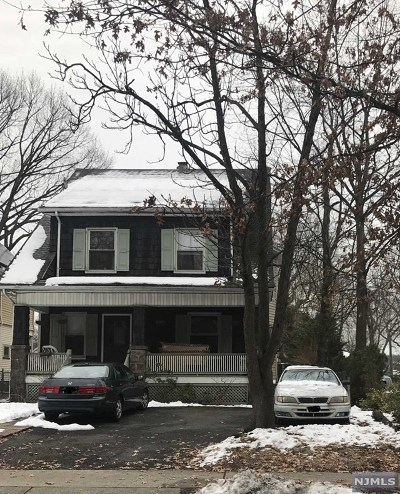 Englewood Single Family Home For Sale: 77 Tenafly Road