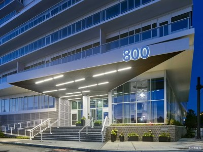 Weehawken Condo/Townhouse For Sale: 800 Ave At Port Imperial #319