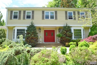 Upper Saddle River Single Family Home For Sale: 22 Possum Trail