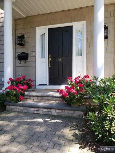 Cresskill Single Family Home For Sale: 48 Mountainview Road