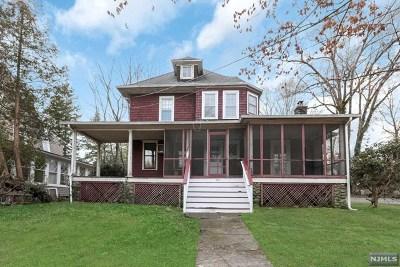 Glen Rock Single Family Home For Sale: 390 Prospect Street