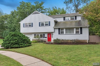 Teaneck Single Family Home For Sale: 760 Cottage Place