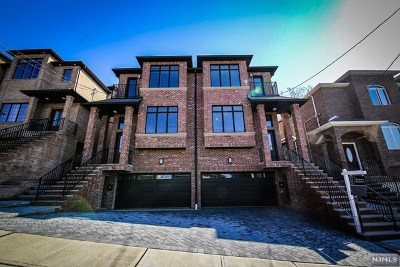 Palisades Park Condo/Townhouse For Sale: 330 8th Street #A