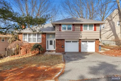 Leonia Single Family Home For Sale: 475 Greenway Drive