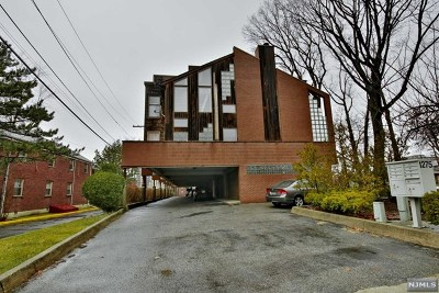 Fort Lee Condo/Townhouse For Sale: 1275 Anderson Avenue #A5